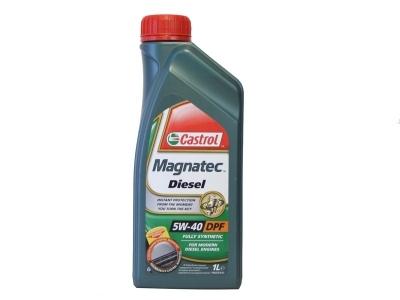 Castrol Magnatec Diesel5w40dpf