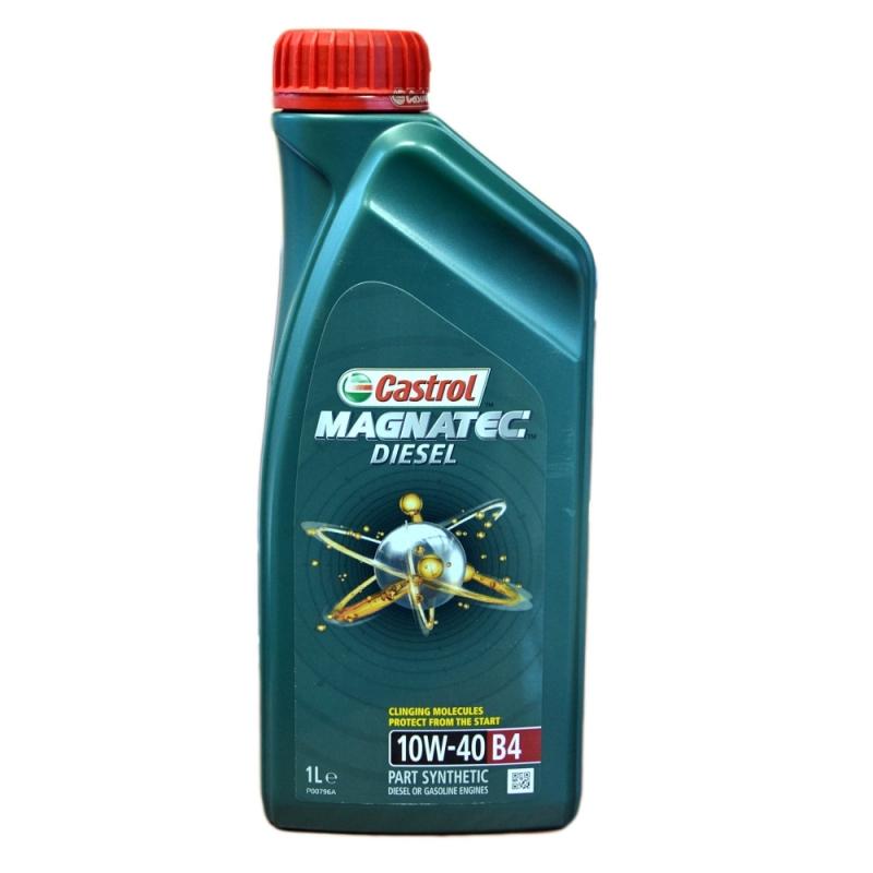 Castrol Magnatec Diesel  10W40 B4