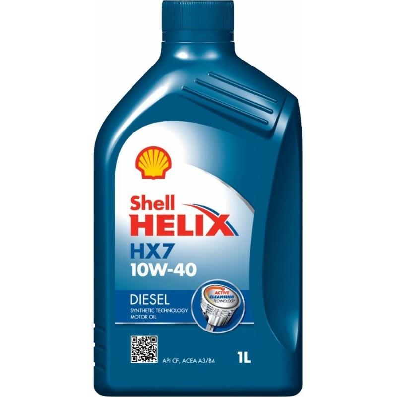 SHELL HX7  DISEI 10w40