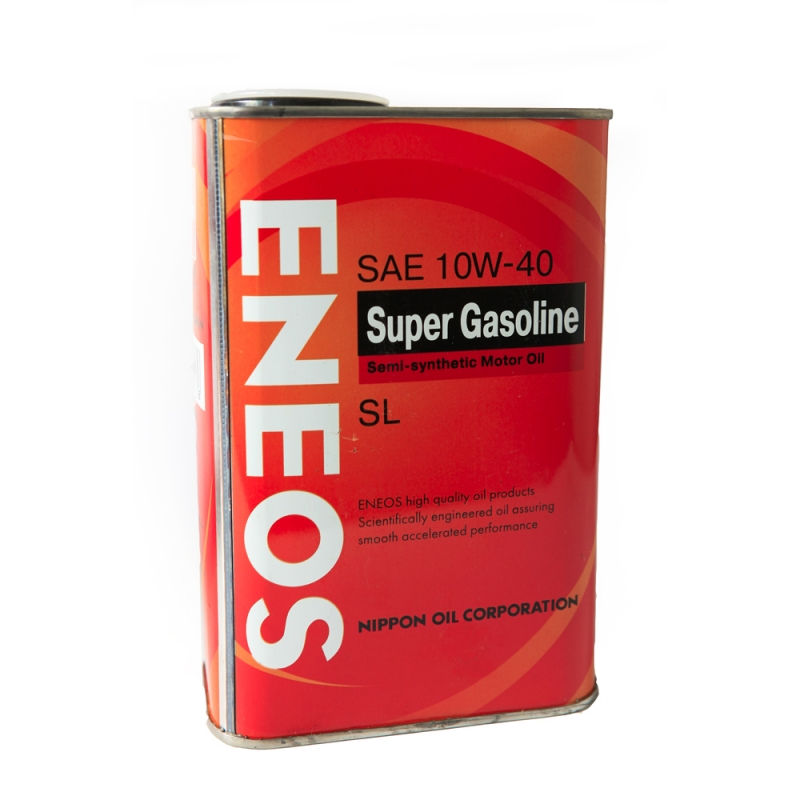 Моторное масло ENEOS 10W40 SL