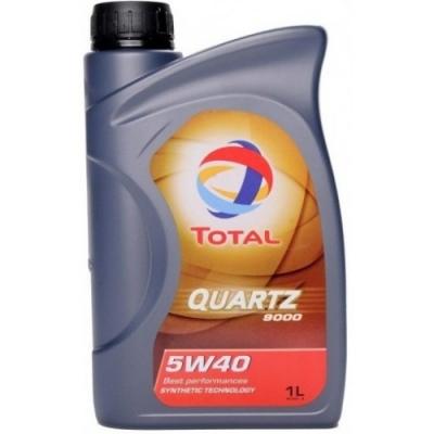 TOTAL quartz 9000 5w40