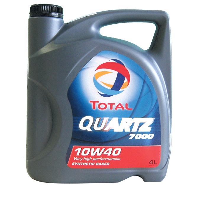 TOTAL quartz 7000 10w40