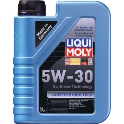 LIQUI MOLY 5w30 Longtime High Tech