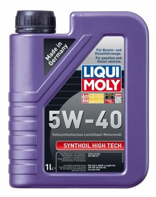 LIQUI MOLY synthoil high tech 5w40