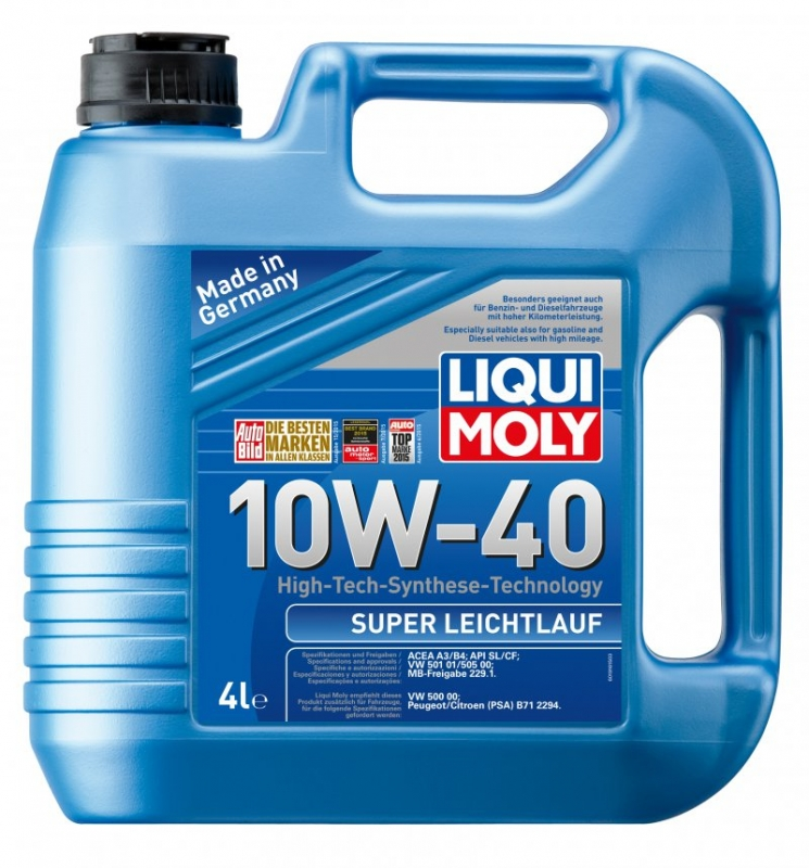LIQUI MOLY superleichtlauf10w40
