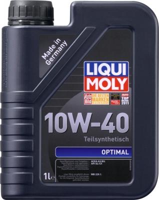 LIQUI MOLY optimal 10w40