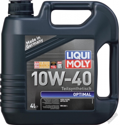 LIQUI MOLY optimal 10w40