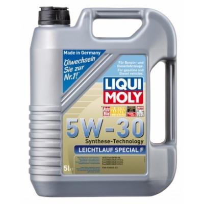 LIQUI MOLY 5w30 Leichtlauf Special