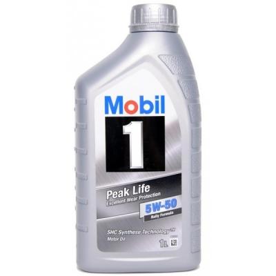 MOBIL piak life 5w50