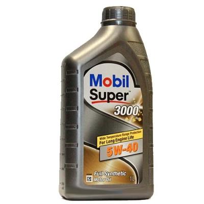 MOBIL super3000 5w40