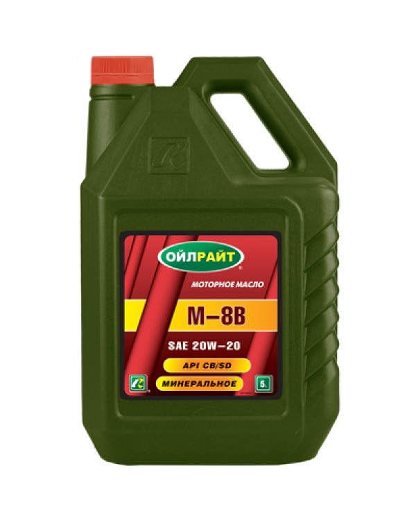 Моторное масло ОЙЛРАЙТ М-8В