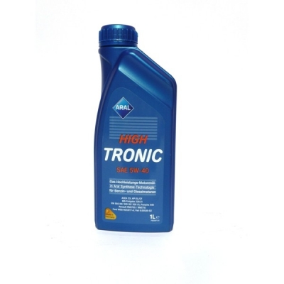 ARAL high tronic 5W40