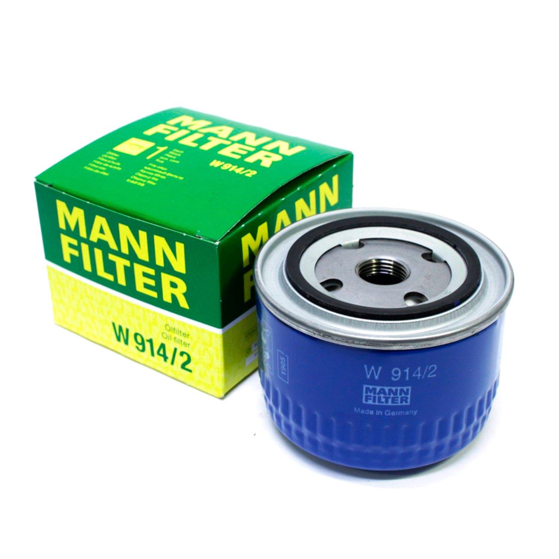 Фильтр масляный Mann W 914/2