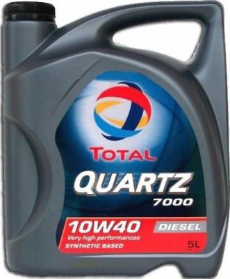 TOTAL quartz diesel 7000 10w40