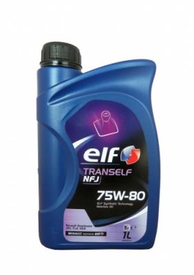 ELF Tranself NF J SAE 75W80