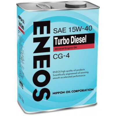 ENEOS turbo diesel 15w40