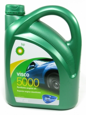 BP visco5000  5w40