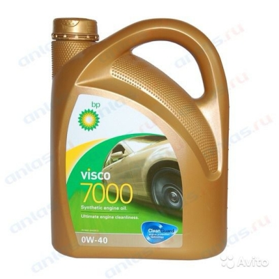 BP visco7000 0w-40