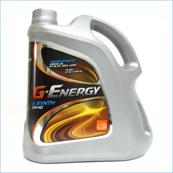 G ENERGI 10W40