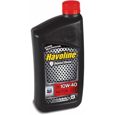 CHEVRON Havoline M/O 10W40