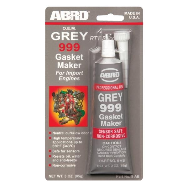 Герметик прокладок серый 9-AB Abro