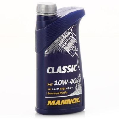 MANNOL 10W40 Classik