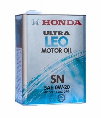 HONDA ULTRA LEO SN 0W20