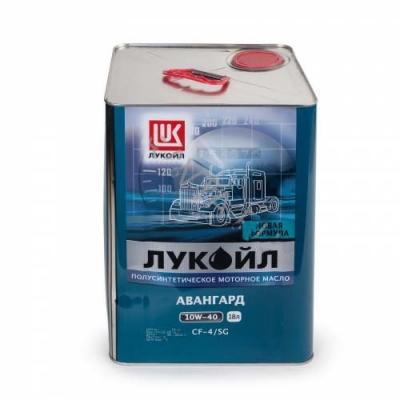 Моторное масло ЛУКОЙЛ АВАНГАРД 10W40