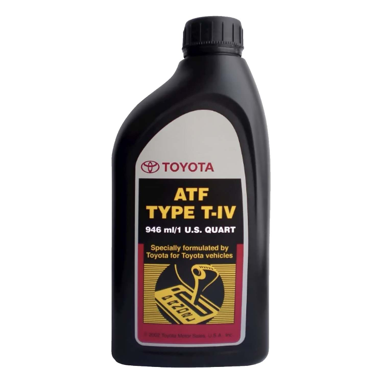 Жидкость для АКПП TOYOTA TYPE T-4