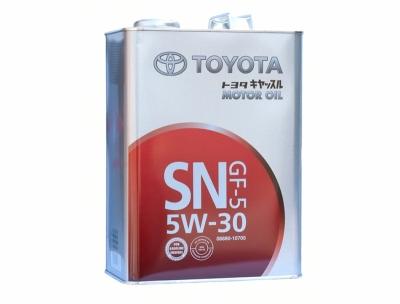 TOYOTA SN 5W30
