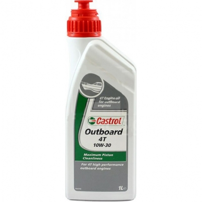 Castrol OUTBOARD  4T 10W30