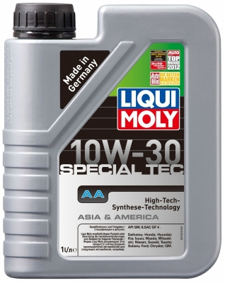 LIQUI MOLY 10w30 LL Special