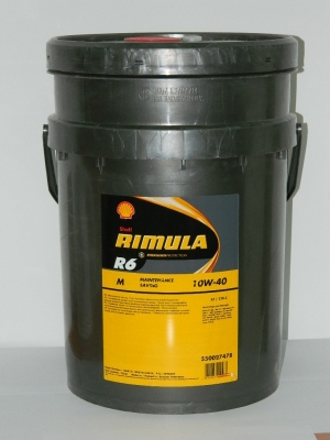 SHELL RIMULA R6 10W40