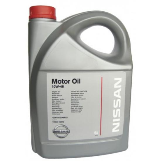 Моторное масло NISSAN 10W40 Classic