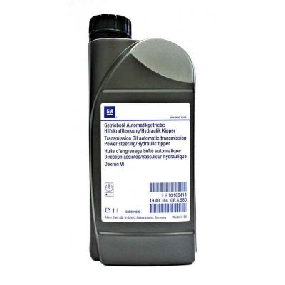 трансмиссионное масло GM ATF Dexron VI