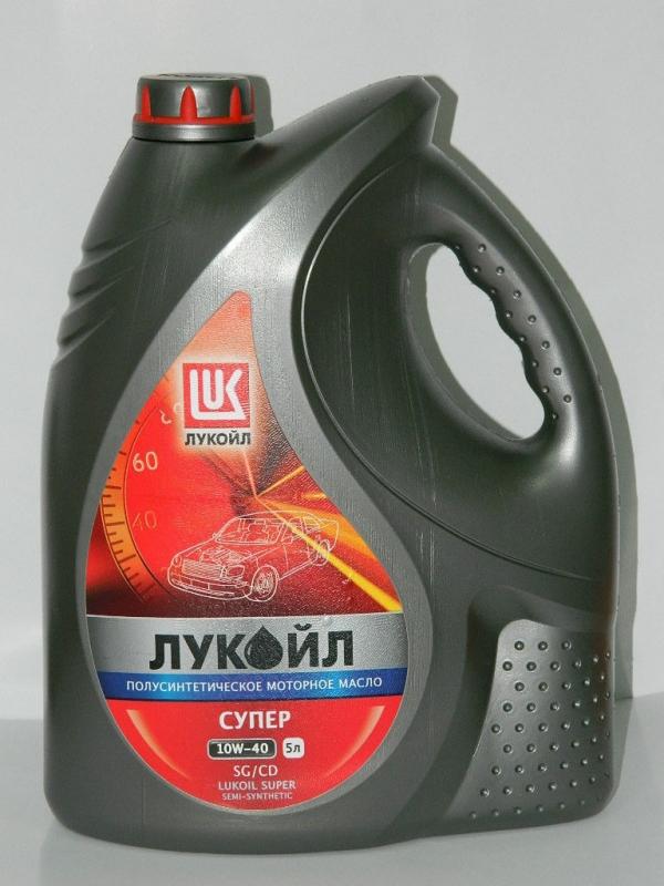 Моторное масло ЛУКОЙЛ CУПЕР 10w40