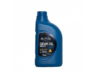 HYUNDAY GEAR OIL MULTI 80W-90 GL5