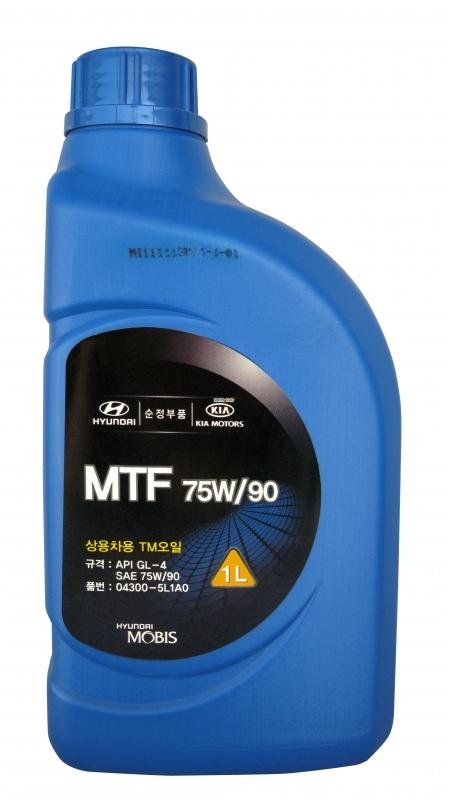 HYUNDAY MTF 75W-90 GL4