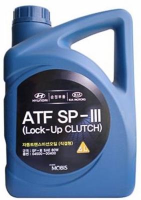 Трансмиссионное масло HYUNDAY ATF SP-3