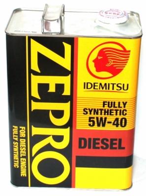 IDEMITSU F-S 5w40 Diesel