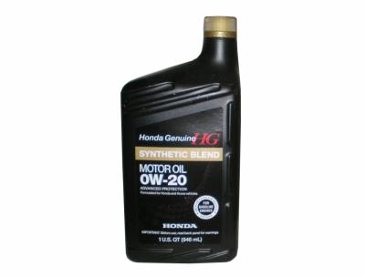 HONDA Blend 0W20 SN GF-5
