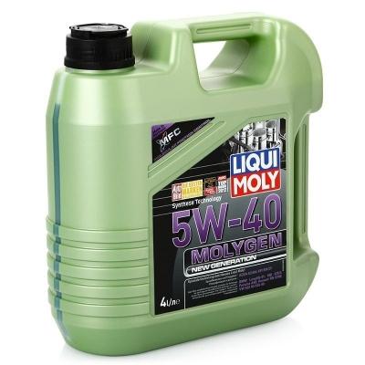 LIQUI MOLY HC 5w40 Molygen