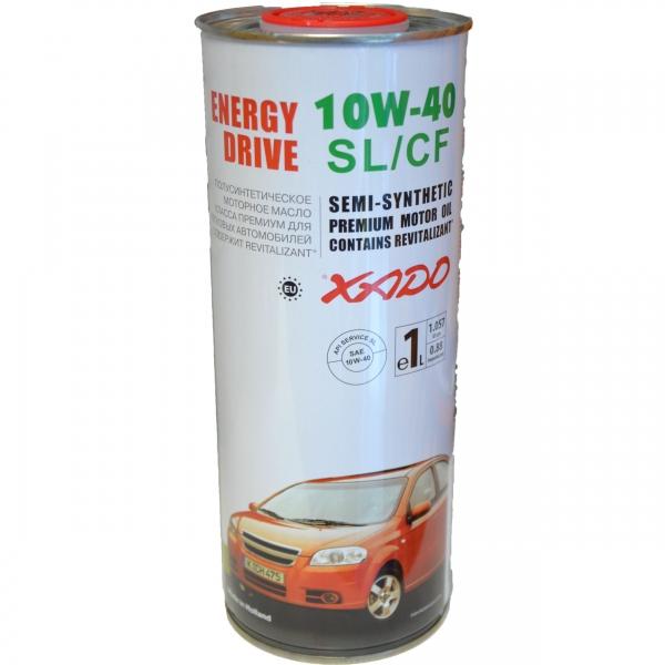 Моторное масло ХАДО 10w40 atomic Oil