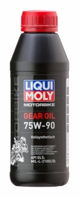 Трансмиссионное масло LIQUI MOLY 75w90