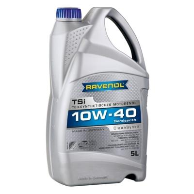 Моторное масло RAVENOL 10W40 TSI SAE