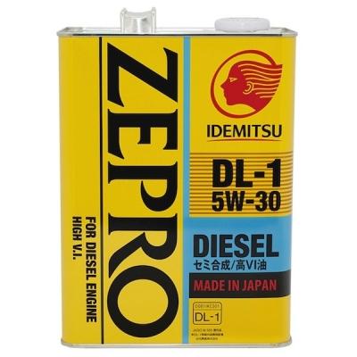 Моторное масло IDEMITSU 5W-30 ZEPRO Diesel