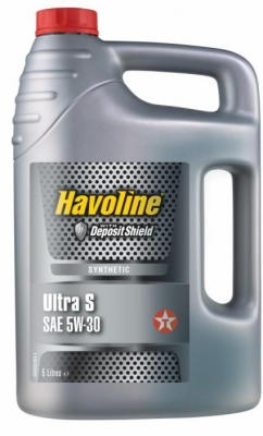 Моторное масло CHEVRON Havoline Ultra S 5w30