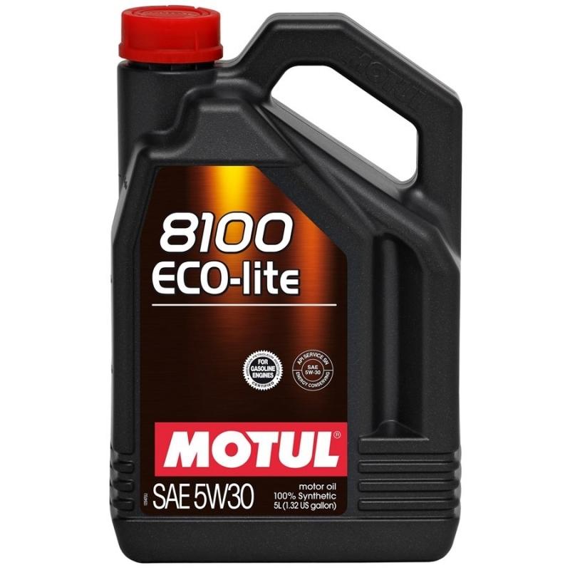 Моторное масло MOTUL 5w30 8100 Eco-Lite