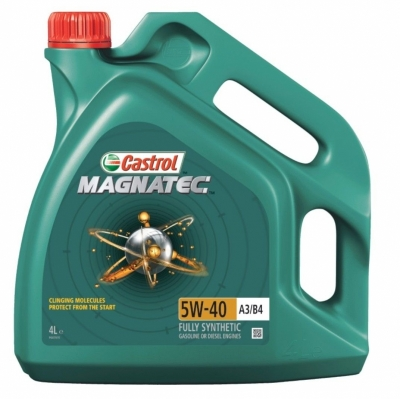 Моторное масло CASTROL Magnatec 5W40 A3/B4 NEW