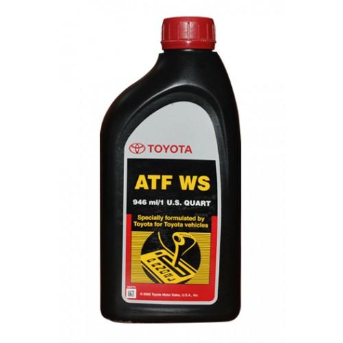 Трансмиссионное масло TOYOTA ATF WS